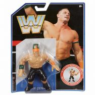WWE Wresting Retro Action Figure Collection - John Cena